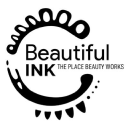 Beautiful Ink, semi permanent makeup logo