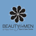 Beauty for Men Spa & Care Center logo