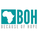Because of Hope (BOH) logo
