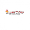 Because We Care Home Care logo