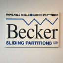 Becker Sliding Partitions logo icon