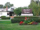 Becker Farms logo icon