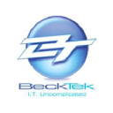 BeckTek l Small Business Technology Support logo