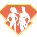 Becoming Super Human logo icon