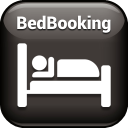 Bed Booking logo icon