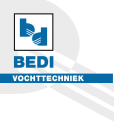 Bedi Vochttechniek logo