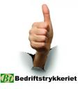 Bedriftstrykkeriet AS logo