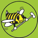 Bee Clean Building Maintenance logo