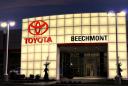 Beechmont Toyota logo icon