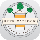 Beer O 'Clock logo icon