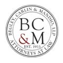 Begley,Carlin, & Mandio, LLP logo