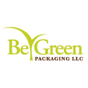 Be Green Packaging logo icon
