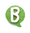 Be Happy logo icon