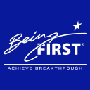 Being First, Inc. logo