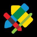 Plaid logo icon