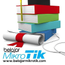 BelajarMikroTik.COM logo