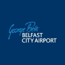 Belfast City Airport logo icon
