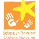 Believe In Tomorrow Children's Foundation logo