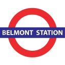 Welcome To Belmont Station! —  Belmont Station logo icon