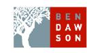 Ben Dawson Design logo