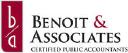 Benoit & Associates, CPAs logo