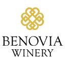 Benovia Winery logo icon
