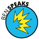 Ben Speaks Louder Than Words logo