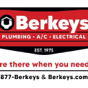 Berkeys Air Conditioning and Plumbing logo