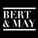 Bert And May logo icon