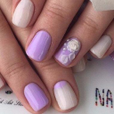 Best Art Nails logo icon