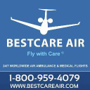 BestCare Air Ambulance logo