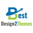 Best Design2 Themes logo icon