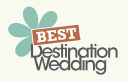 Best Destination Wedding logo icon
