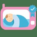 Beste Keuze Babyfoon logo icon