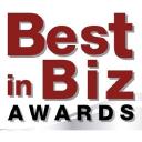 Best In Biz Awards logo icon