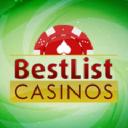 Best List Casinos logo icon
