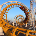 Beston Amusement Equipment logo icon