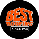 Best Roofing logo icon
