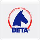 British Equestrian Trade Association logo icon
