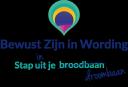 Bewust Zijn in Wording; loopbaanbegeleiding, coaching, intervisiebegeleiding en training/workshops. logo