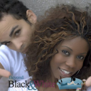 New Black Woman logo icon