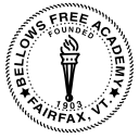 St. Albans Vermont Bellows Free ACAD Company Logo