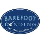 Barefoot Landing logo icon