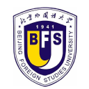 Beijing Foreign Studies University logo icon