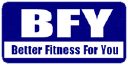 Bfy Sports & Fitness logo icon