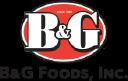 B&G Foods Company Logo
