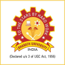 Bharath University logo icon
