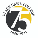 Black Hawk College logo icon