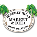 Beverly Hills Market and Deli logo