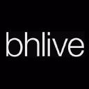 Bh Live logo icon
